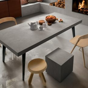 CE01 Concrete Light / ME03 Metal Corten